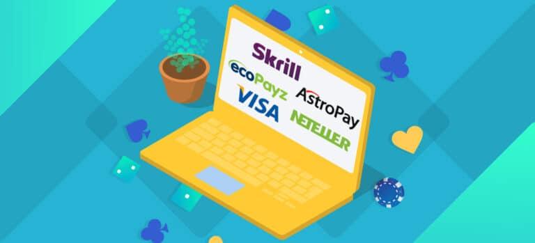 métodos de pagamento automático no site de apostas